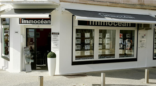 Photo 1 agence IMMOCEAN